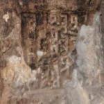 Diyarbakır'daki kaya mezarlarında Süryanice kitabeler bulundu