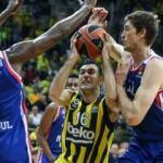 Euroleague'deki Türk derbisinde zafer Anadolu Efes'in!
