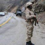 Hakkari'de terör operasyonunda 2 şüpheli yakalandı
