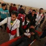 İsrail işgal güçleri Gazze'de 5 Filistinliyi yaraladı
