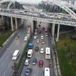 İstanbul TEM'de zincirleme kaza!