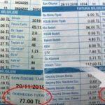 İstanbulluların su faturası şaşkınlığı! Yüzde 400 zam