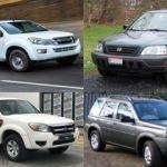 Sahibinden 50 bin TL altı ikinci el SUV  araba modellerinin listesi