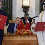 Türkiye ve Katar arasında önemli iş birliği