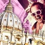 Vatikan'ın dilemması: Elton John filmine yatırımcı olmuşlar