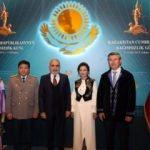 Yalçın Topçu, Kazakistan'ın 28. Bağımsızlık resepsiyonunda konuştu