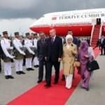 Başkan Erdoğan'ı böyle karşıladılar!