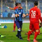 6 gollü 2 kırmızı kartlı maçta zafer Adana Demir'in!