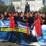 Aksaray Doğu Türkistan için tek yürek oldu
