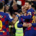 Barcelona farklı kazanıp liderliğini sürdürdü