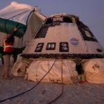 Yörüngeye yerleşemeyen Starliner mekiği Dünya'ya döndü