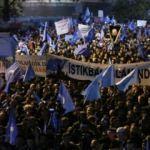 Çin'in Doğu Türkistan politikaları protesto edildi
