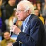 Demokrat aday Sanders'tan Filistin çıkışı!