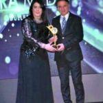 Fatma Şahin, yılın başkanı seçildi