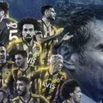 Fenerbahçe'den şampiyonluk paylaşımı
