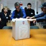 Hırvatistan'da cumhurbaşkanı seçimi ikinci tura kaldı