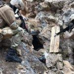 İçişleri Bakanlığı açıkladı: 4 terörist teslim oldu