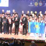 Kazakistan bağımsızlığının 28. yılını büyük coşku ile kutladı!