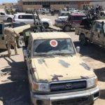 Libya'da Hafter mevzileri hedef alındı!