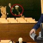 Mecliste 'Sarıklı cübbeli' diye algı operasyonu yapan Türkkan'a tepki