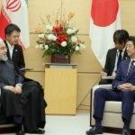 Ruhani ve Abe arasında Japonya'da önemli görüşme