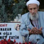Şehit Kaymakamın babasından İYİ Partili Türkkan'a tokat gibi cevap!