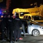 Ümraniye'de bir kişi kendisini durdurmak isteyen polise ateş açtı