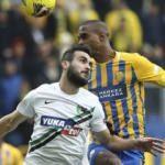 Başkent'te 4 gollü maç! Ankaragücü 2-2'ye abone...