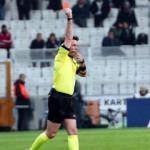 Beşiktaş maçında iki kırmızı kart! 'Eyyam yapsana...'