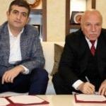 'Bilim Erzurum' merkezinin kuruluş protokolü imzalandı