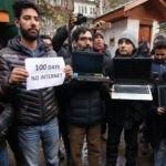 Cemmu Keşmir'deki internet yasağı, 145 gün sonra Kargil'de kaldırıldı