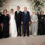 Cumhurbaşkanı Erdoğan, Hulusi Akar'ın oğlunun nikah şahidi oldu