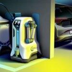 Elektrikli otomobillerin küçük dostu tanıtıldı!