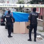 Güngören'de sokakta ceset bulundu