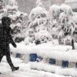 Kayseri'de iki ilçede okullar tatil edildi
