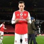 İngiltere Mesut Özil'i konuşuyor! 'Yeniden doğdu'