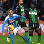Napoli 8 maç sonra kazandı