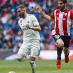 Real Madrid sahasında Bilbao'yu geçemedi