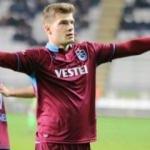 Trabzonspor'u Alexander Sörloth taşıyor