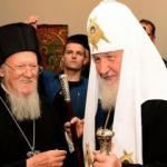 Ukrayna Hıristiyan dünyasını ikiye böldü!