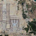 İstanbul Havalimanı'nın yeni pisti uydudan görüntülendi