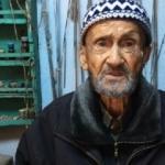 95 yaşında şemsiye tamir ediyor