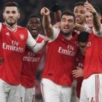 Arsenal dev maçı kazandı nefes aldı