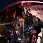 Bilecik'te yolcu otobüsüyle tır çarpıştı: 19 yaralı var