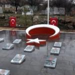 PKK'nın katlettiği 23 şehit için tören