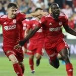 Sivasspor'dan tarihinin en iyi hücum performansı