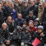Süleyman Soylu Hakkari'de kar yağışı altında esnafı ziyaret etti