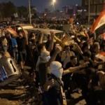 ABD, Süleymani'yi öldürdü, Bağdat halkı sevinç gösterileri düzenledi!