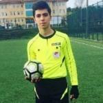 Yumrukla hakemi bayıltan futbolcuya 1 yıl men cezası