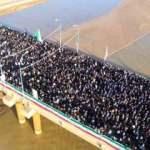 Yüz binlerce kişi Süleymani için toplandı